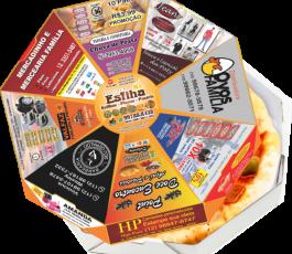 Pizza Mídia – Módulos