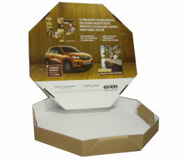 Publicidade Caixa Pizza 35cm – 500 un.