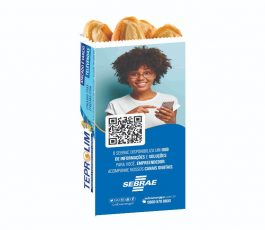 Publicidade Saco Pão 5kg  – 15.000 un.