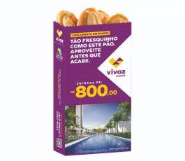 Publicidade Saco Pão 3kg  – 20mil Un.