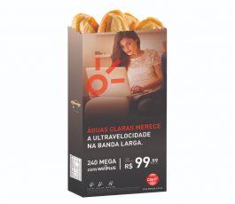 Publicidade Saco Pão 5kg – 30mil Un.